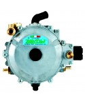 CNG electronic reducers