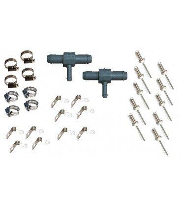 Standard Bag of Fittings Tradizional Kit CNG
