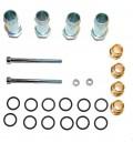 Kit di assemblaggio rail Iniettori (3+3) per 6 cilindri