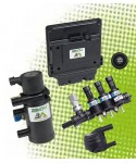 Bora Advance Kit 3 Cylinders (eVP500 Reducer - Normal Injectors)