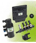 Bora Advance Kit 3 Cylinders (eVP500 Reducer - Max Injectors)