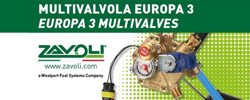 EUROPA 3 Multivalve